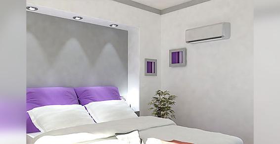 Klimatizace do bytů a rod. domů