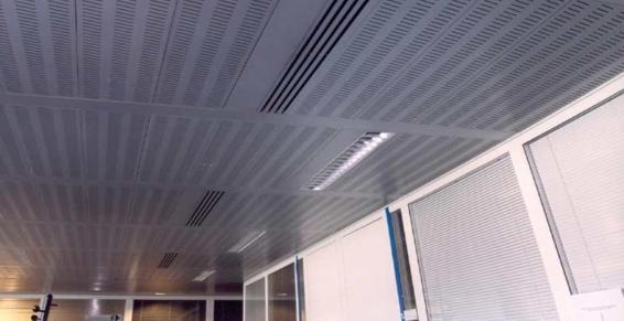 Klimatizace do kanceláří a budov