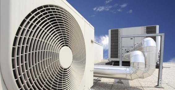 Klimatizace pro průmyslové objekty